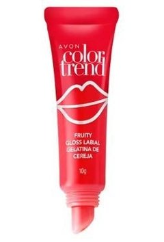 Fruity Gloss Labial 10g [ColorTrend - Avon]
