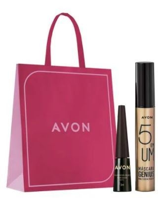 Presente Color Lash Genius [Avon]
