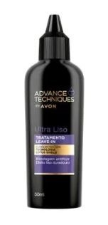 Leave-In Ultra Liso 50ml [Advance Techniques - Avon]