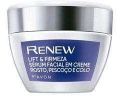 Sérum Facial em Creme Lift & Firmeza 30g [Renew - Avon]