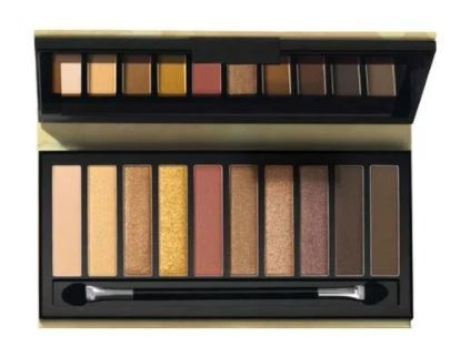 Paleta de Sombras Glowing Gold [Avon]