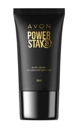 Base Líquida Power Stay 30ml [Avon]
