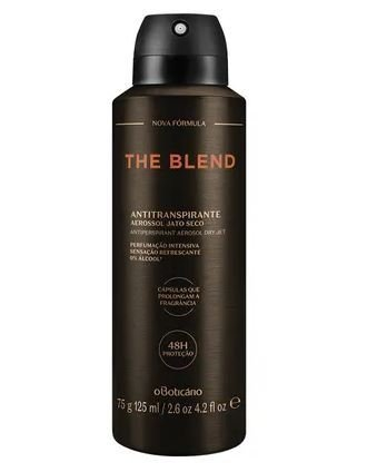 The Blend Desod Antitranspirante Aerosol 125ml [O Boticário]