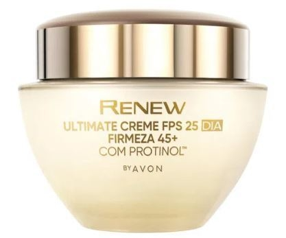 Creme Facial Antirrugas +45 FPS25 Dia 50g [Renew Ultimate - Avon]
