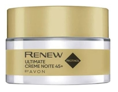 Mini Creme Anti-Idade +45 15g [Renew Ultimate - Avon]