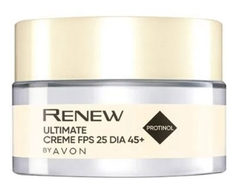 Mini Creme Anti-Idade +45 FPS25 Dia 15g [Renew Ultimate - Avon]