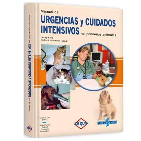 Manual de Urgencias en Cuidados Intensivos - Lesley King - Richard Hammond