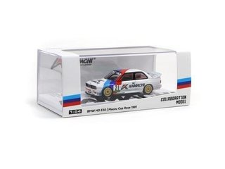 PRÉ VENDA Tarmac 1:64 BMW M3 E30 Macau Cup Race 1991 #21 Charles Kwan on internet