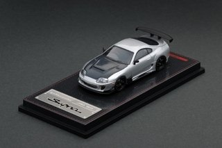 Ignition Model 1:64 Toyota Supra JZA80 RZ Silver