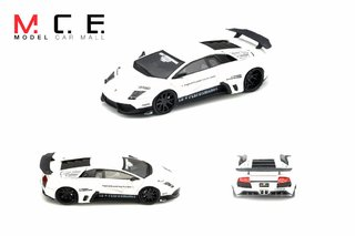 PC Club 1:64 Lamborghini Murciélago LB Performance Branco