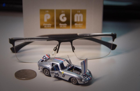 PGM 1:64 Ferrari 250 GTO #25 Regular