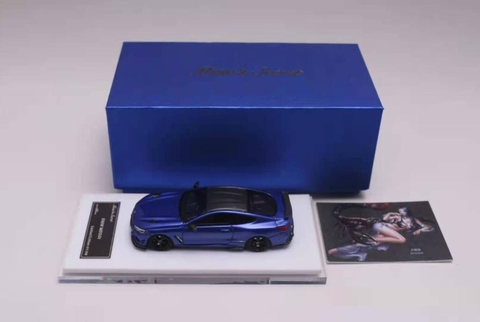 Muse Secrets 1:64 BMW 850 AC Azul