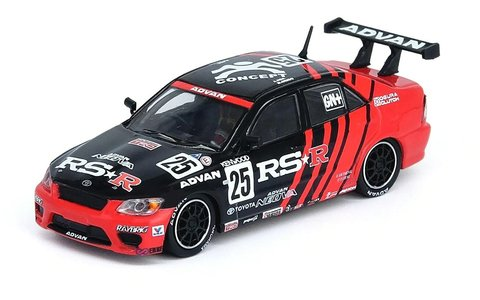 PRÉ VENDA Inno64 1:64 Toyota Altezza RS200 Advan RSR Super Taikyu 2001