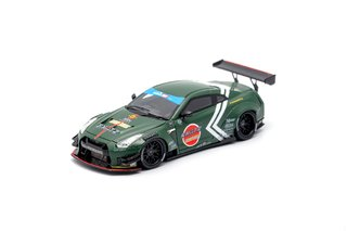 PRÉ VENDA PC Club 1:64 Nissan GT-R 2.0 Zero Fighter