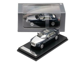 Alloy 1:64 Rolls Royce Ghost Extend Wheel Base