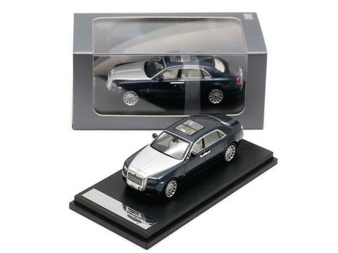 PRÉ VENDA Alloy 1:64 Rolls Royce Ghost Coupe