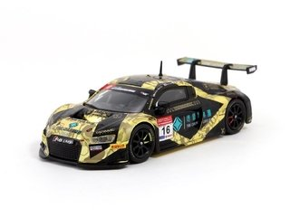 Tarmac 1:64 Audi R8 LMS - China GT 2017 - AAPE/ Tak Chun Group #16