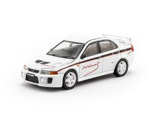 Tarmac 1:64 Mitsubishi Lancer Evolution V Tuned By Mine's