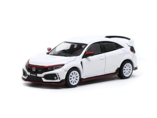 PRÉ VENDA Tarmac 1:64 Honda Civic Type R FK8 Modulo Version