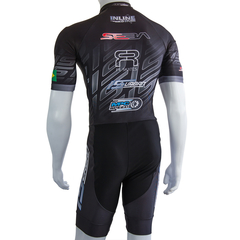 Macaquinho Esportivo Bretelle Speed Suit modelo IS