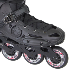 Patins SEBA E3 versão customizada Street Kings Black
