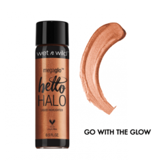 WET N' WILD - MegaGlo Hello Halo Liquid Highlighter (Go with the glow)