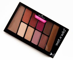 WET N WILD - COLOR ICON EYESHADOW 10 PAN PALETTE ROSE IN THE AIR.