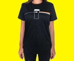 KIT TAL PAI TAL FILHO CAMISETA + CAMISETA INFANTIL - PINK FLOYD ROCK - DARK SIDE OF THE MOON - Honey Peppers