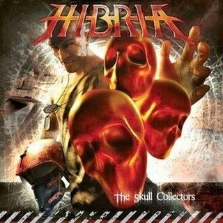 "CD HIBRIA - "" The Skull Collectors"""