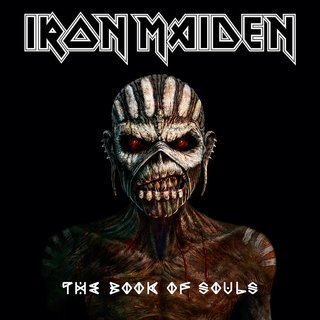 "CD Iron Maiden - ""The Book of Souls"" (2cd's)"