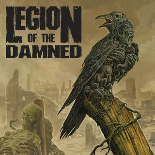 "CD Legion of The Damned - ""Ravenous Plague"""
