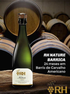 Espumante RH Nature Barrica - 750ml - comprar online