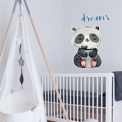 Looma Vinilos Decorativos Infantiles Panda Watercolor