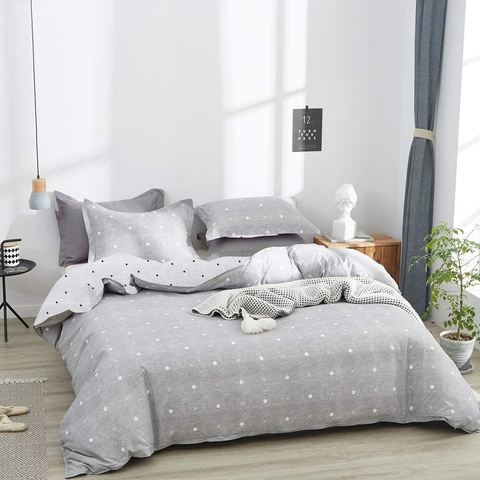 Duvet cover Set Dots Queen