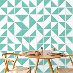 "M² ""Raiz"" Light Green Ceramic Tiles"