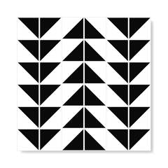 "M² ""Raiz"" Black Ceramic Tiles - buy online"