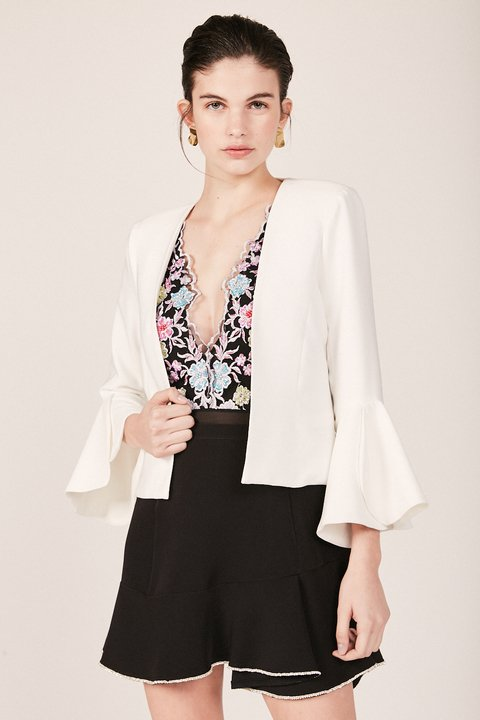 blazer hollywood crudo