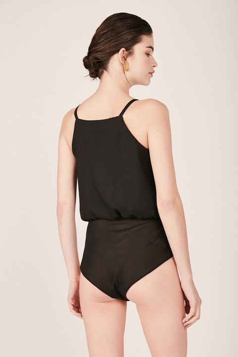 BODY MIRACLE NEGRO - Paris by Flor Monis