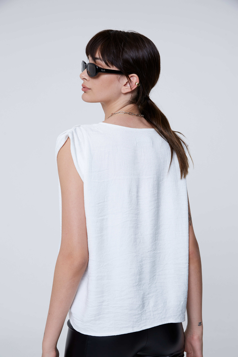 BLUSA MIRACLE CRUDO en internet