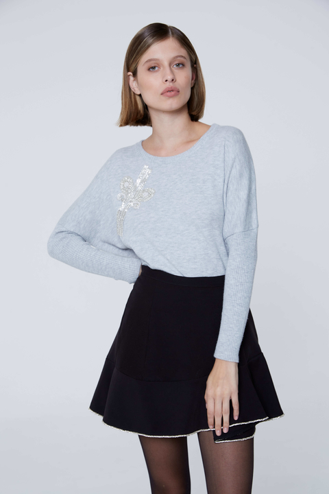 Sweater Tajos Lituania - Paris by Flor Monis