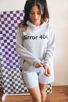 (Ungendered) Buzo Hoodie Error en internet