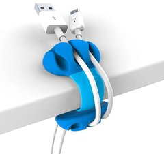 Desk cable clip / Sujeta cables en internet