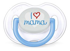 Chupete Classic Avent I love mama 0-6m. - Kids Point