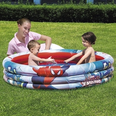 Pileta Inflable Spider man 152x30 cm. - Kids Point