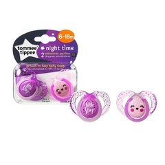 Chupetes Night Time Tommee Tippee 6-18m. - tienda online
