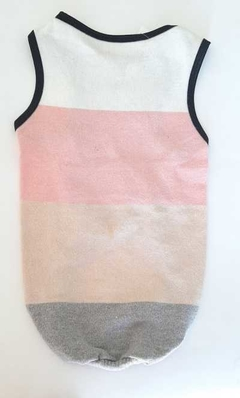 SWEATER RAYAS ANCHAS COLORES PASTEL (40 CM)