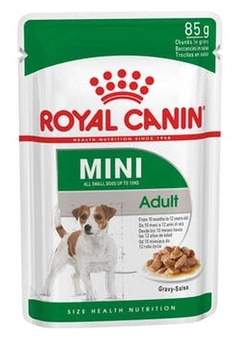 POUCH ROYAL CANIN MINI ADULTO