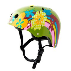 Casco Tuxs Freestyle flores