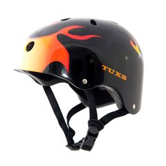 Casco Tuxs Freestyle llamas