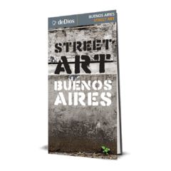 Street Art Buenos Aires Map Guide - comprar online